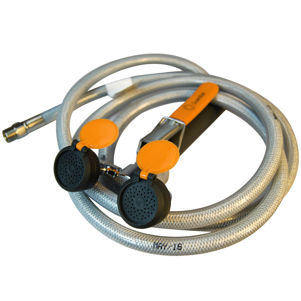 Guardian G5026 Wall Mounted Dual Head Eyewash/Drench Hose Unit