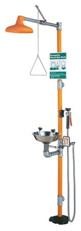 Guardian G1902HS Eyewash Station Drench Hose, Stainless Steel Bowl