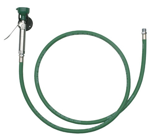 Haws 8901B Wall-Mounted Body Spray w/ 8' Hose