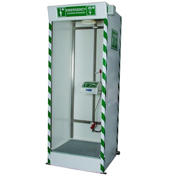Hughes SD32K45G Indoor Safety Shower Cubicle