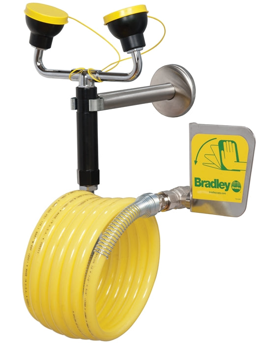 Bradley S1944022ABC Wall Mounted Handheld Hose Spray