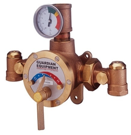 Guardian G3900LF Water Tempering Valve, 81 GPM Capacity