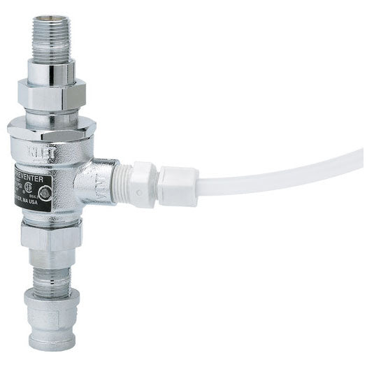 Bradley S45-2310 Dual check backblow preventer, includes fittings for installation, Series 9D