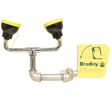 Bradley S19-240FW, Laboratory Application Eyewash Fixture