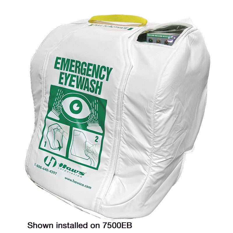 Haws 9125 Insulation Jacket for 7500 Series Gravity Eyewashes