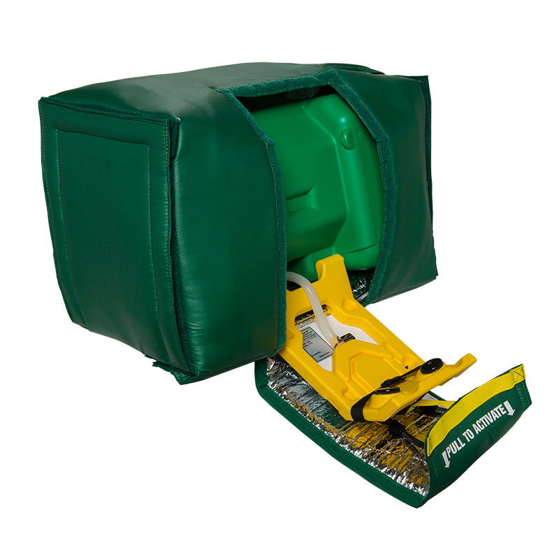 Haws 7501T Tempered, Gravity-Fed, Portable Eyewash