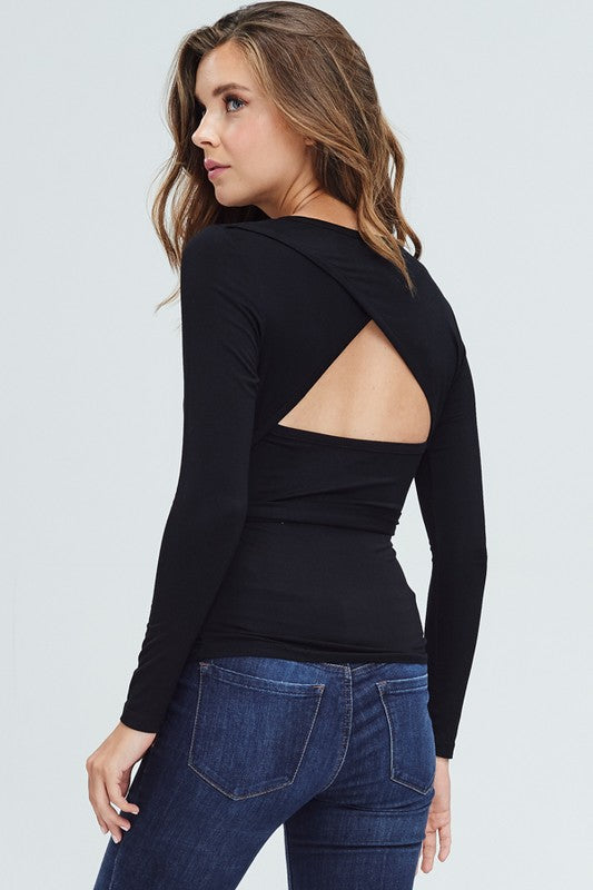 Wrap Top (more colors)