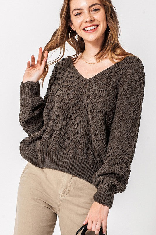 Charlotte Sweater (more colors)