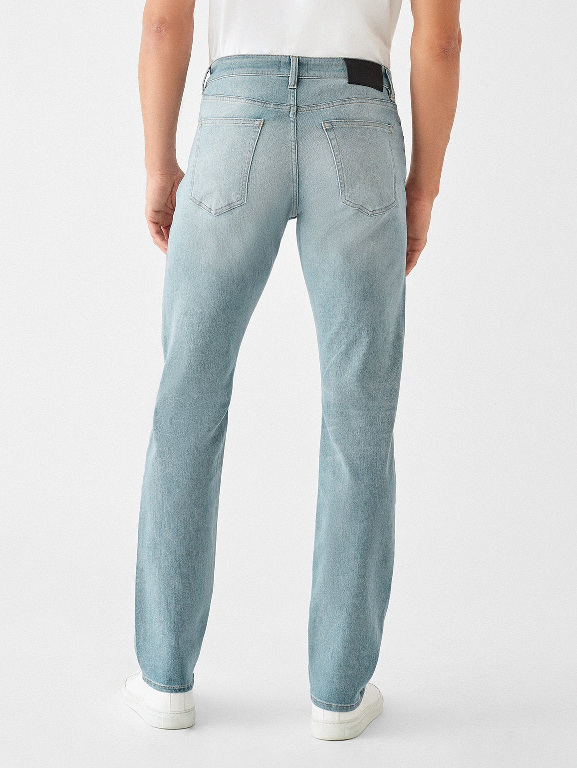 DL1961 Avery Modern Straight Jean In Reverie