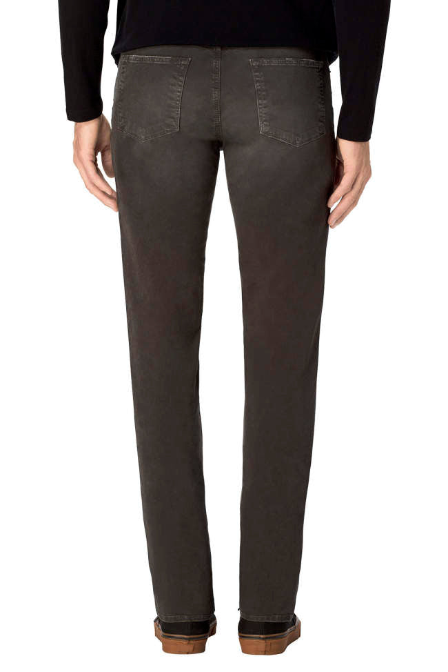 J Brand Tyler Slim Fit Twill Thrashed Climate Jean
