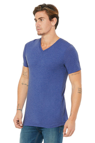 Bella Canvas V Neck Jersey Tee 3005