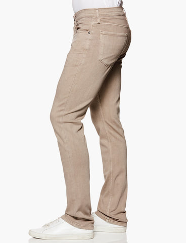 Paige Federal Slim Fit Jeans in Vintage Dune M655799-5359