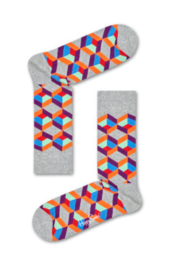 Happy Socks Optic Squre Sock OSQ01-9300-014
