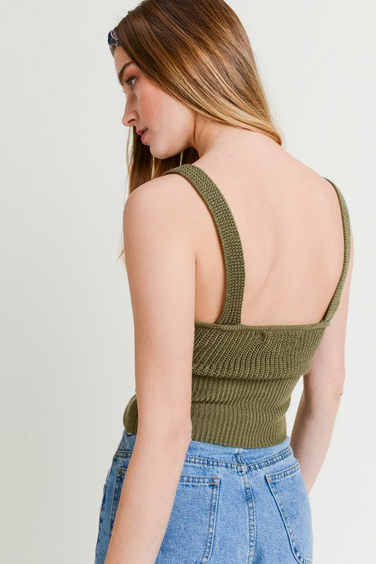 Sweater Tank (more colors)