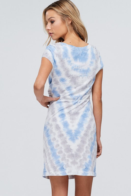 Tie Dye Dress (more colors)