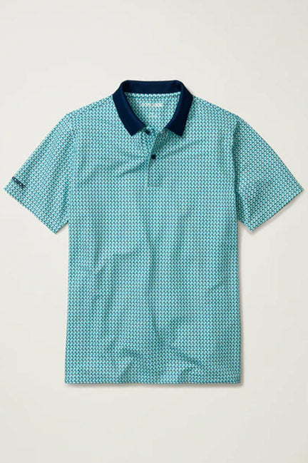 BONOBOS Performance Print Golf Polo 25939-G0329