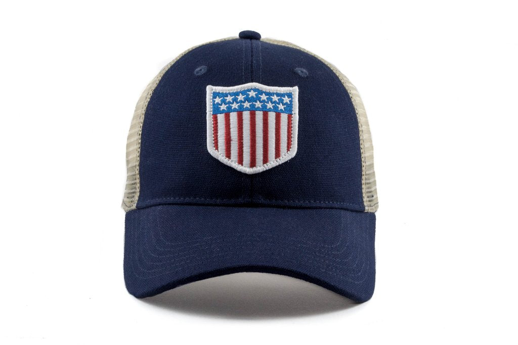 Civil Standard USA Shield Hat CSUSA-T-S
