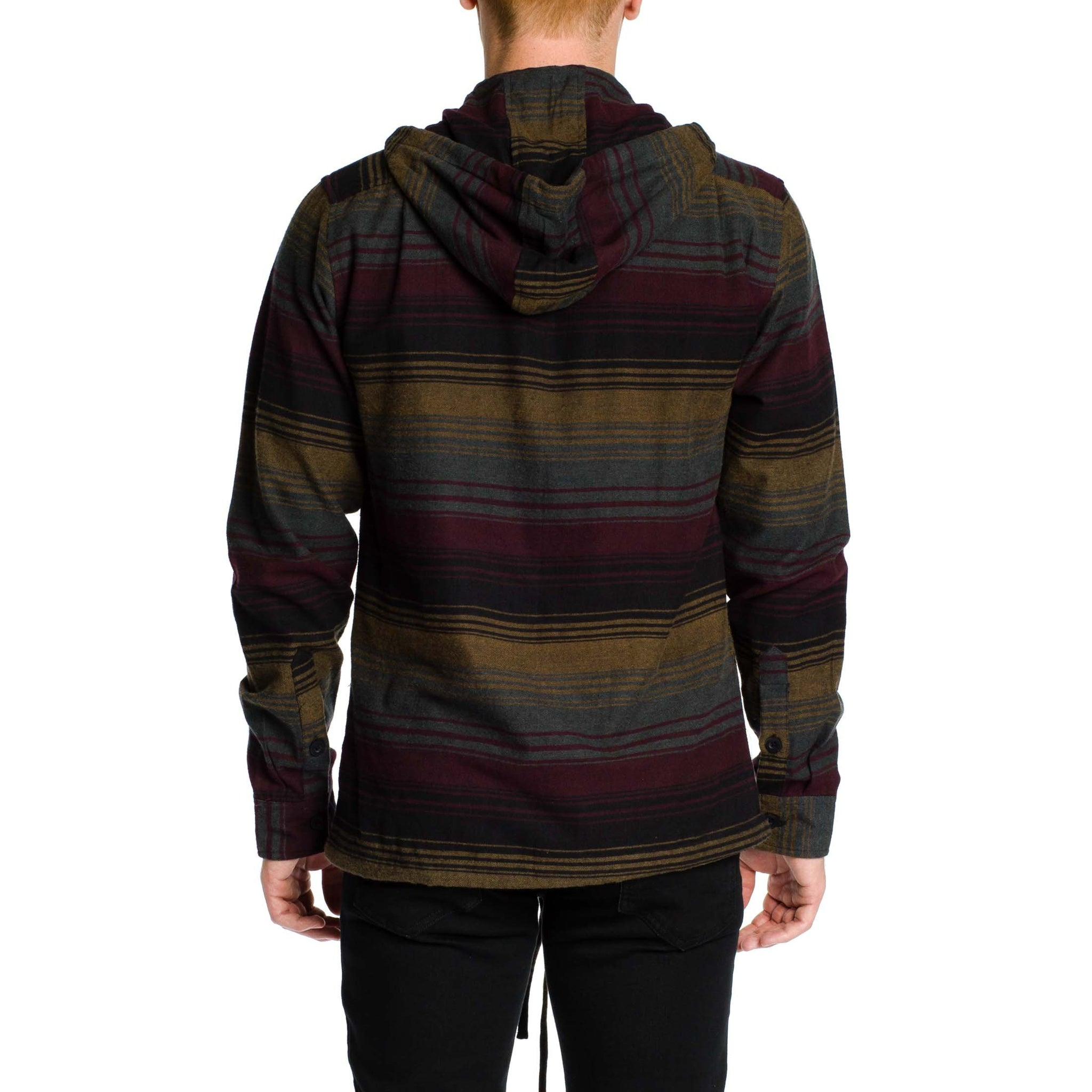 Ezekiel Idris Hoodie EL194024 (more colors)