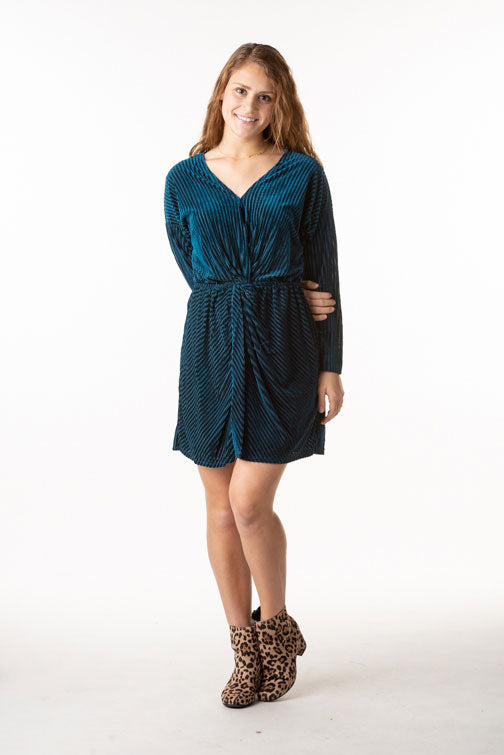 Sing The Blues Dress
