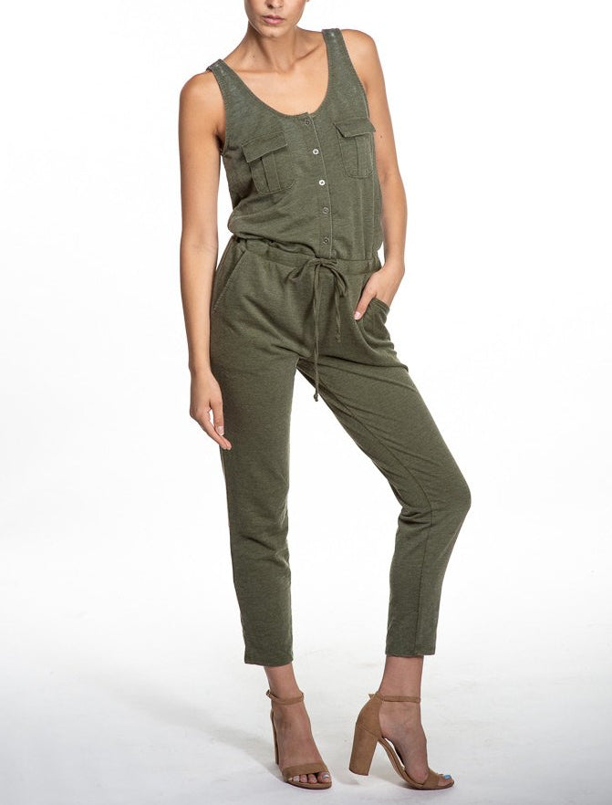 Z Supply Utility Jumpsuit