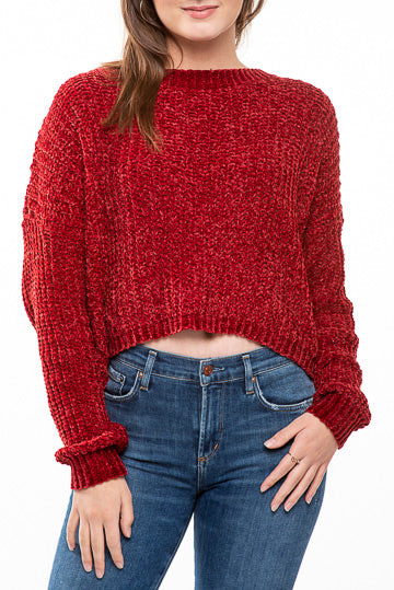 Cozy Chenille Sweater (more colors)