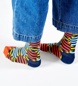 Happy Socks Optic Dot Sock OPD01-6500