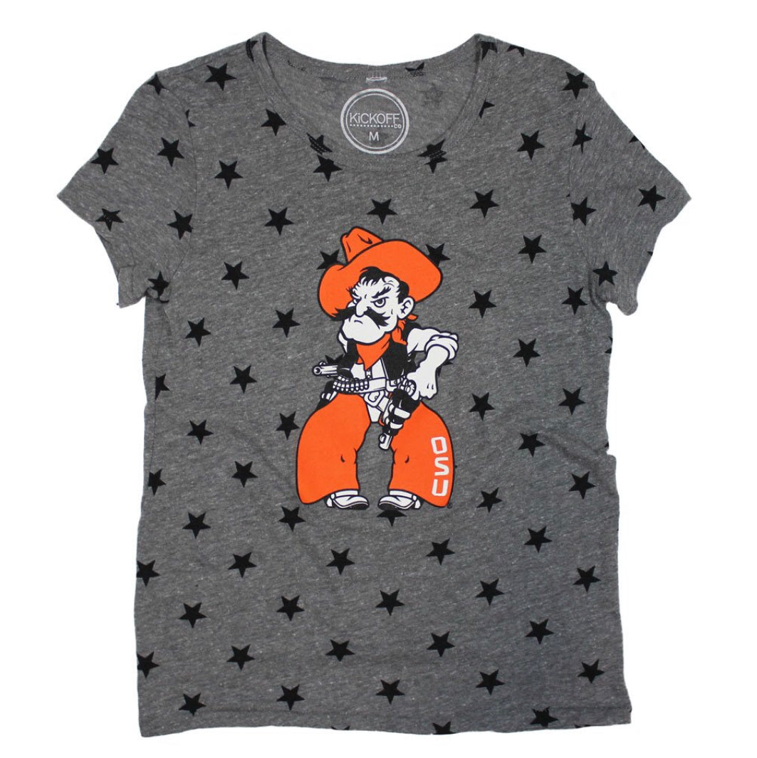 Kick Off Couture Pistol Pete Super Star Tee