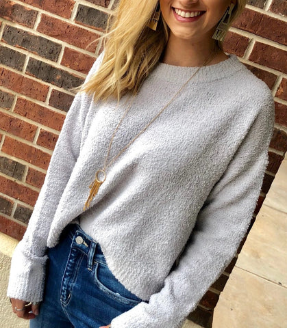 Boucle Sweater (more colors)