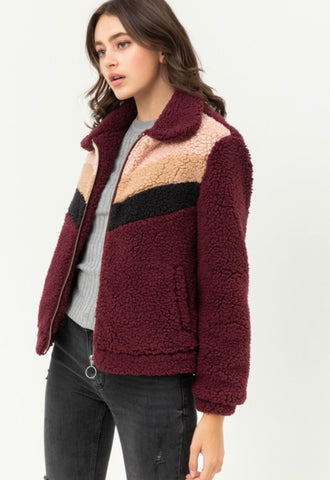 Hallie Fleece (more colors)