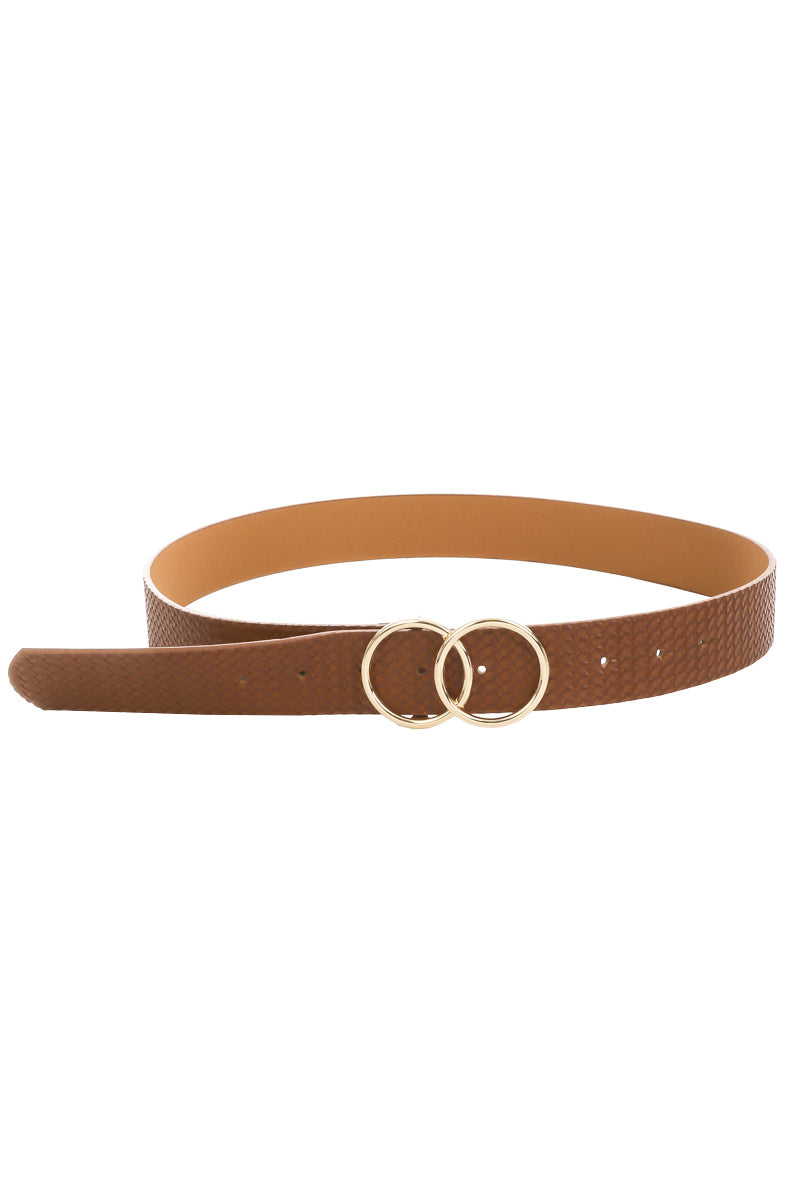 Double Ring Belt (more colors)