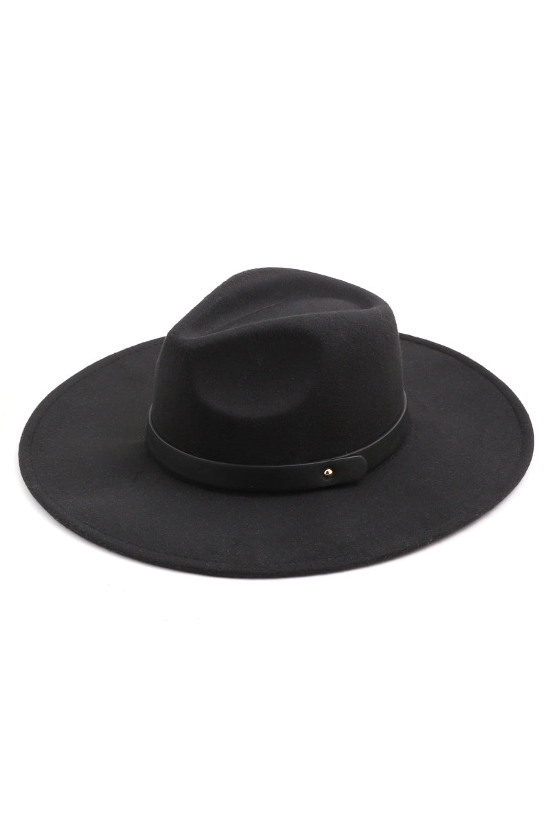 Leather Strap Hat (more colors)