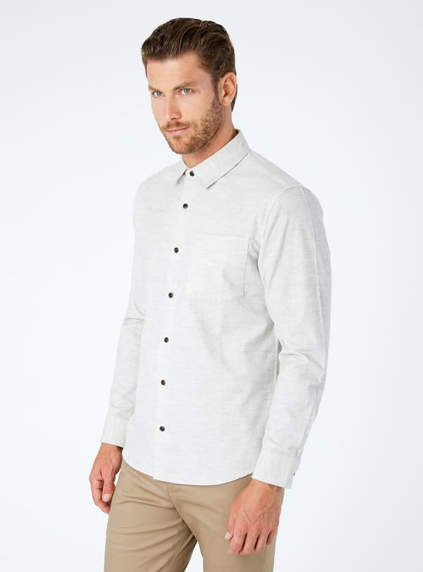 7 Diamonds Foggy Mountain Corduroy Shirt SMK-6753