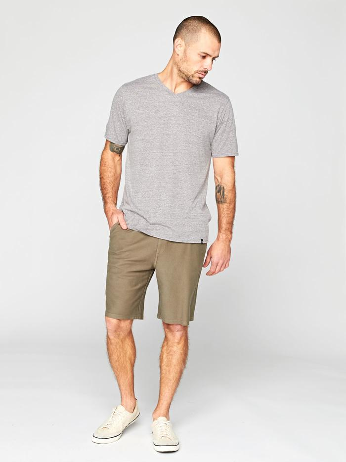 Threads 4 Thought Nash Solid Walk Short TM09102 (more colors)
