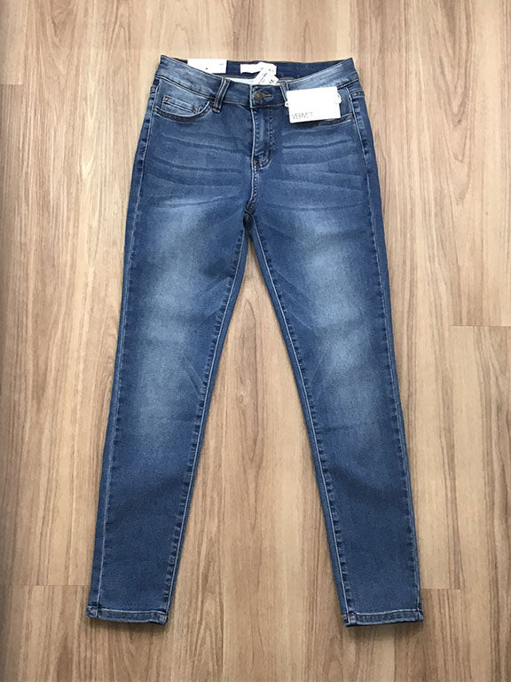 Vervet Midrise Super Softy Skinny VT677