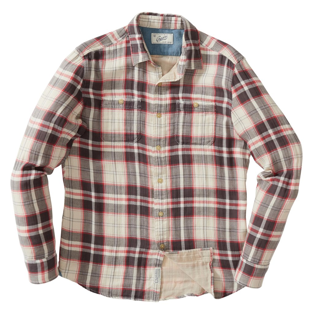 Grayers Rookley Double Cloth Shirt W018S19