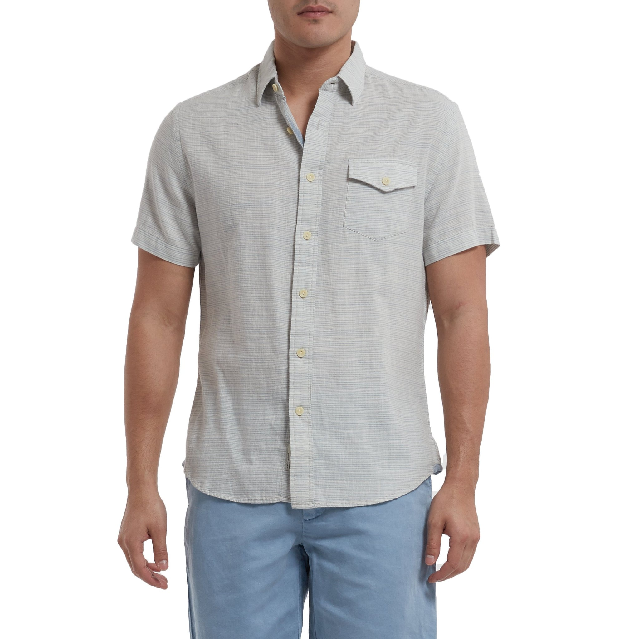 Grayers Horizon Summer Twill Shirt WS25217
