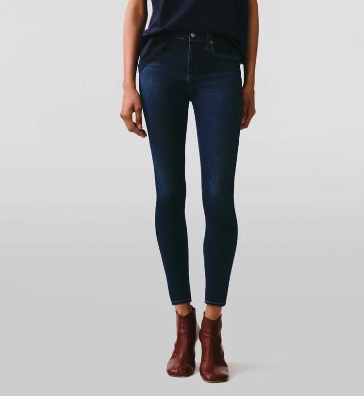 AGOLDE Sophie Ankle Jean Prelude A123-1045