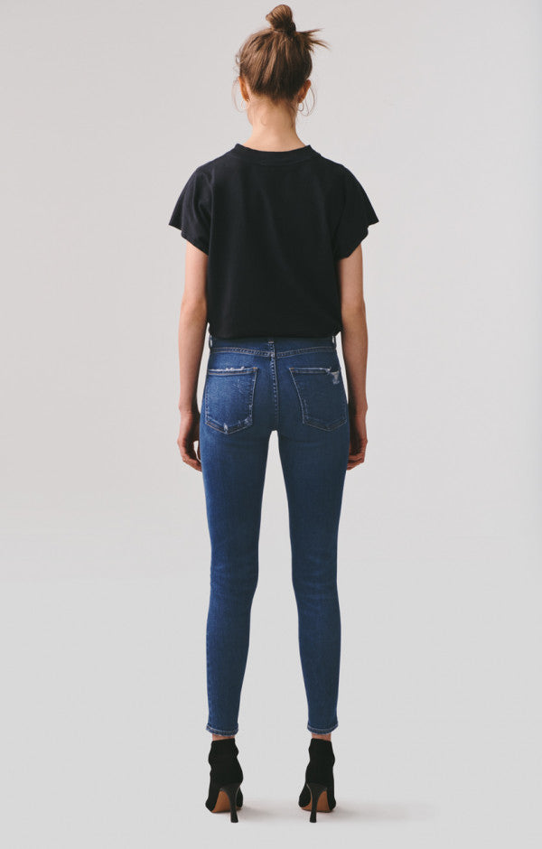 AGOLDE Sophie Ankle Tame Jean A123C-1156