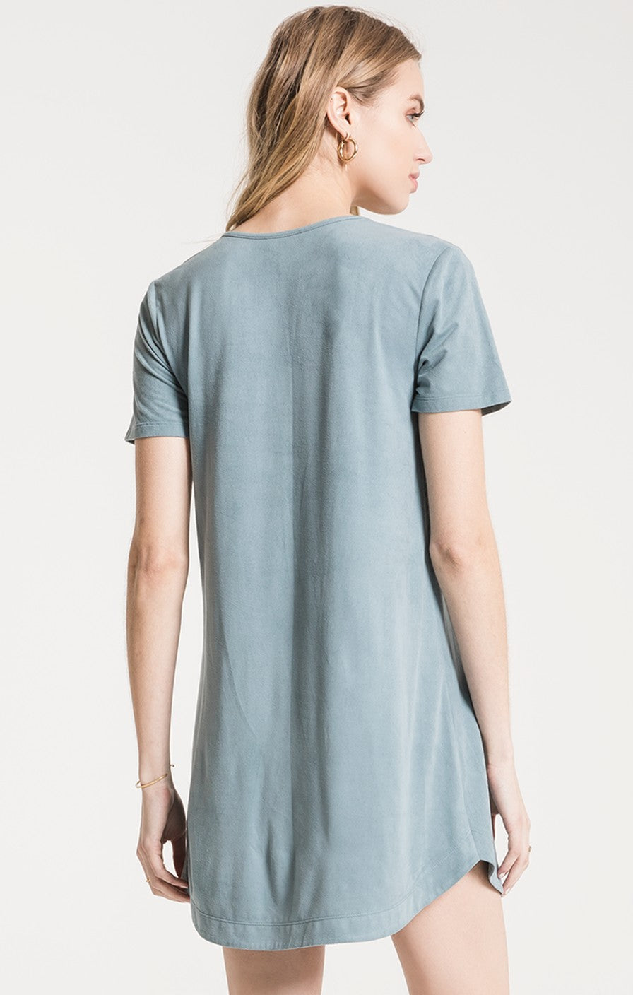 Z Supply The Suede Cut Out Dress (more colors)