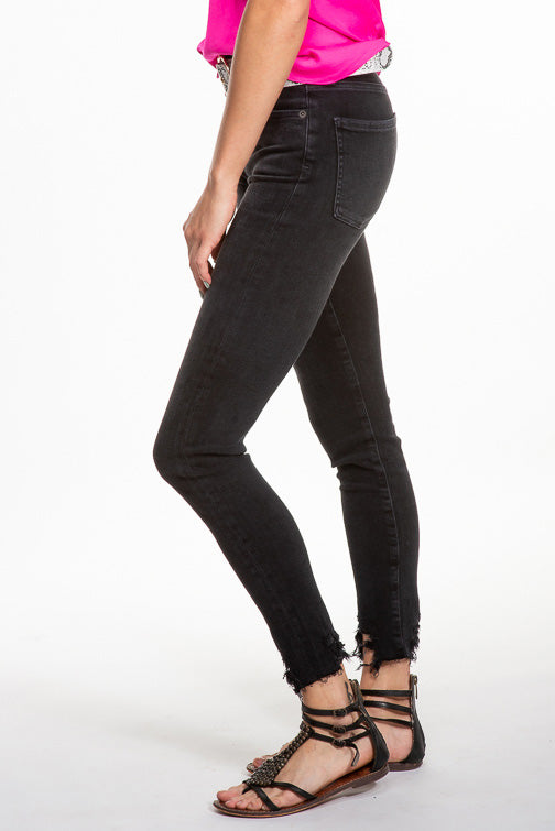 AGOLDE Sophie Ankle Jean