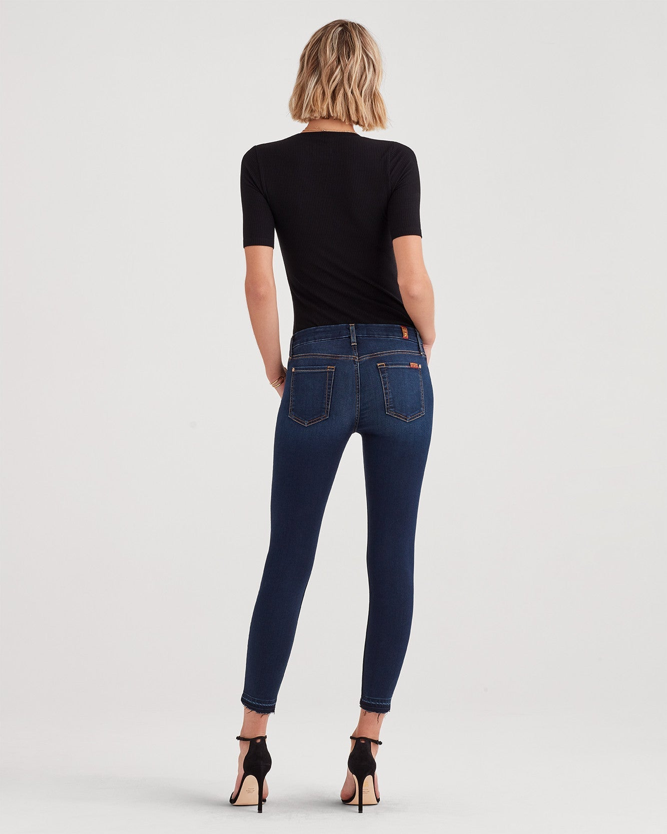 7 For All Mankind The Hw Skinny Jean AU0211913A