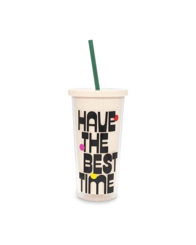 Bando Have The Best Time Tumbler 91508