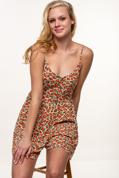 Be Cool Romper 90627