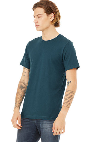 Bella Canvas Jersey Short Sleeve Tee 3001