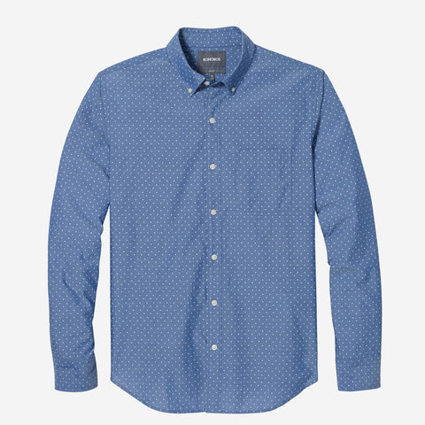 Bonobos Summer Weight Shirt Salt Pound 20142-BLW71
