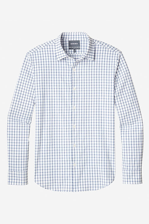 Bonobos Tech Button Down Hordern Check 20199-BLW97
