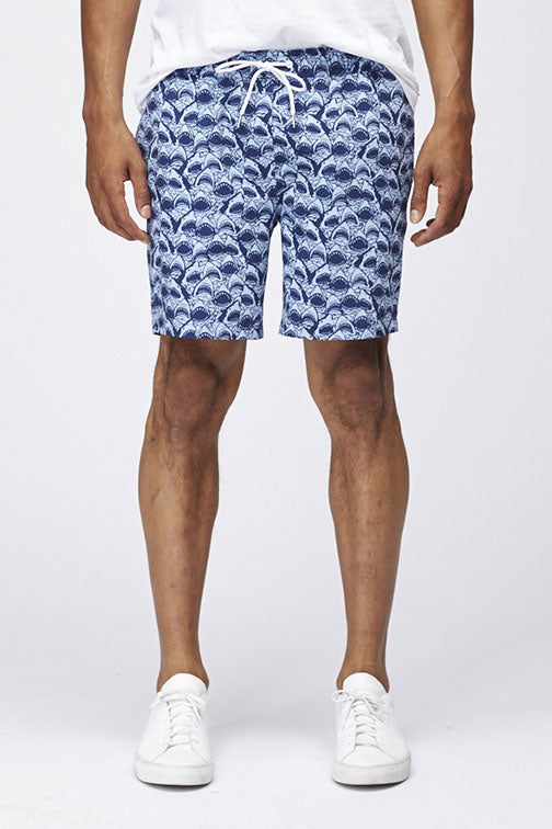 Bonobos 7 Inch Shark Face Trunk 25225-BOU61
