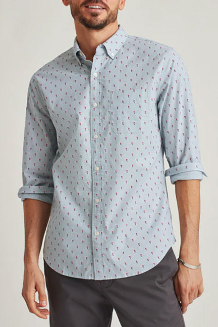 Bonobos Washed Button Down Slim Shirt 26924