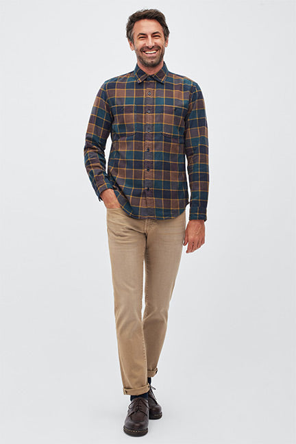 Bonobos Flannel Button Down-Slim 27071
