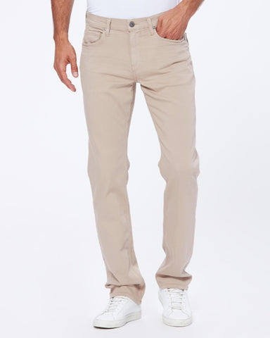Paige Normandie Straight Leg Jean - Toasted Almond M657799-6708